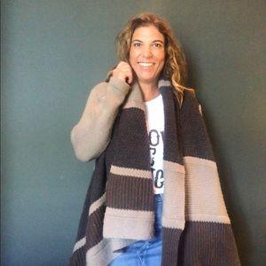 BB Dakota Sweaters - BB Dakota Fuzzy Cardigan